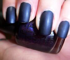OPI Nail Polish Matte Collection Russian Navy NM R54 Discontinued Full Size RARE