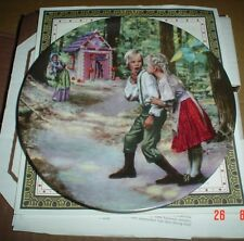 Konigszelt Bavaria Brothers Grimm Collectors Plate Hansel And Gretel Boxed