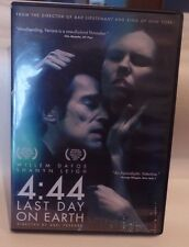 4:44 Last Day on Earth (DVD, 2012)