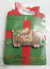 Pin 99461 WDI Holiday Train Series Hong Kong Disneyland Albert Mystic Manor Pin