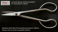 Ryuga Bonsai Tools Stainless Steel #1 Shear 180mm