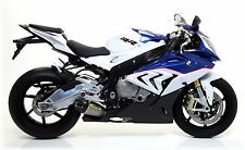 BMW S 1000 RR 2015 15 SCARICO COMPLETO ARROW COMPETITION EVO TITANIO CARBY