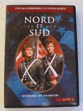 DVD NORD ET SUD - Patrick SWAYZE / David CARRADINE / Jean SIMMONS - N°4