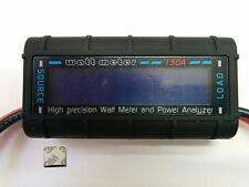 LCD Digital RC 130A 150A Battery Watt Meter Power Analyzer Tester