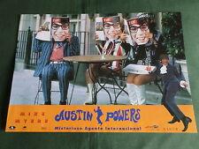 AUSTIN POWERS - MIKE MYERS - LOBBY CARD  - 9.5  X 13 -#1