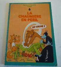 Edition Fleurus  Sylvain et Sylvette EDITION ORIGINALE  séribis  N° 6