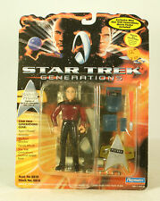 Star Trek Generations Captain Jean Luc Picard moc Playmates