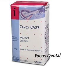 Cavex CA37 Dental Dust-Free Mint Impression Material Alginate - Fast Set AA075
