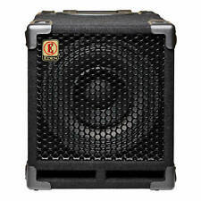 "Eden EX110 8 Ohm 300W Bass Guitar Speaker Extension Cabinet 1x10"" Cab DEMO"