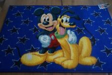 BRAND NEW DISNEY MICKEY MOUSE RUG CARPET 100x150 CM 100% NYLON MADE IN EGYPT