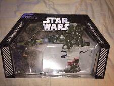 Star Wars The Saga Collection Luke Skywalker's X-wing Episode V Dagobah Luke NIB