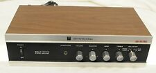 Vintage Standard Amplifier SR-157SE - Woodgrain - Small Mid-Size Case - Japan