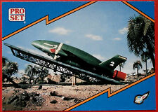 Thunderbirds PRO SET - Card #023, Thunderbird 2 Ramp - Pro Set