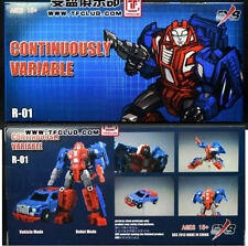 SXS Transformers R-01 AUTOBOT Contumuously Variable NEW