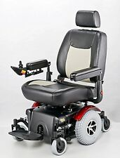 Merits Electric Power Bariatric Wheelchair Medical P327 450 lb. Weight Capacity