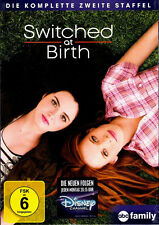 Switched at Birth - Die komplette 2. Staffel                         | DVD | 009
