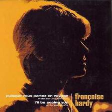 """7"""" Vinyl 45T Francoise HARDY Jacques DUTRONC IGGY POP RARE PROMO ONLY"""