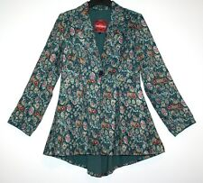 *NOMAD* GORGEOUS FAIRTRADE FITTED JACKET SIZE S 10/12 RRP £99 WORN TWICE