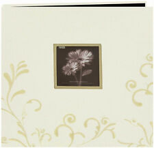 Pioneer MB-10CESW Scroll Frame Fabric 12x12 Scrapbook / Photo Album