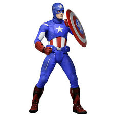 "Avengers Captain America 1/4 Scale Figure - 18"" NECA Figures"