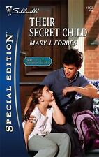 Their Secret Child by Mary Forbes 2008 #1 in Home to Firewood Island Series PB