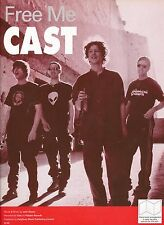 Me libre-Cast - 1997 Partituras