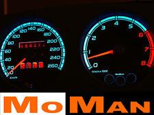 Fiat Coupe plasma tacho illuminated glow gauges plasmaskiver plasma dials moman