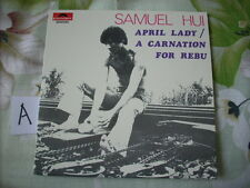 a941981 Sam Hui  許冠傑 HK Paper Back CD April Lady ( 2 Songs Only ) (A)