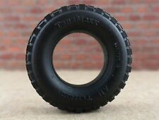 "RUBBER 1/25 15"" MUD/SNOW TIRES T50"