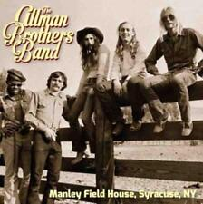 Allman Brothers Band - Manley Field House,Syracuse,Ny - CD NEU
