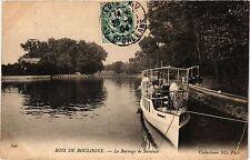 CPA PARIS 16e-Bois de Boulogne-Le Barrage de Suresnes (326099)