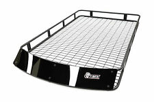 TIB92200 Mesh Cargo Basket,2100x1200x160mm With Fairing,Universal Fitting Kits