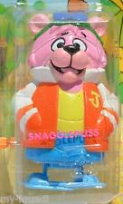HANNA BARBERA Vintage Wind-Up Toy YO YOGI SNAGGLEPUS 1992 New Old stock MIP