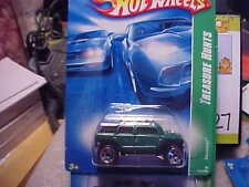 2008 Hot Wheels Treasure Hunt #3 Rockster
