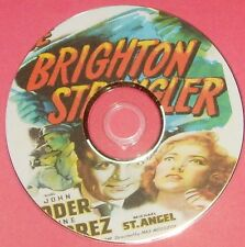 FILM NOIR: THE BRIGHTON STRANGLER (1945) Max Nosseck John Loder, June Duprez