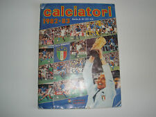 MANCOLISTE FIGURINE PANINI -CALCIATORI 1982-83- REC.- REMOVED FROM AN ALBUM