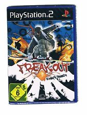 Freak Out Extreme Freeride PS2 PlayStation 2 Neu Neuware