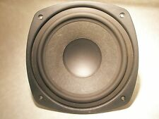 "PEERLESS 6 .25"" 6/8ohm Driver (Denmark)-Butyl Rubber Surround,Cast Basket#S99044"