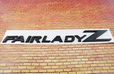 Black FAIRLADY Z for 300ZX 350Z 370Z Z33 240Z Trunk boot Emblem Badge Sticker