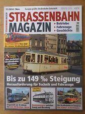 Tranvía Revista, 11/2014