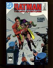 Batman #410 (3rd? Print) VF Geiger Cockrum 1st Modern Robin in Costume Two-Face
