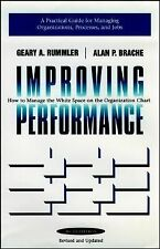 Improving Performance : How to Manage the White Space in the Organization Cha...