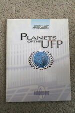 STAR TREK: THE NEXT GENERATION RPG PLANETS OF THE UFP SOURCEBOOK
