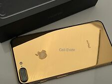 Apple iPhone 7 Plus - 32GB - Custom 24K 24ct Gold Swarovski Crystal Flawless