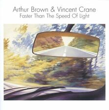 arthur brown &  vincent crane - faster than the speed...   CD