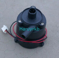 DC 12V pump water cooler Brushless motors Driving 3pin plug With speed CABLE