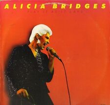 ALICIA BRIDGES play it as it lays PD-1-6219 usa polydor 1979 LP PS VG+/VG+