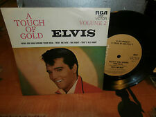 "elvis presley""a touch of gold vol:2-ep7"".rca victor.20625.aus/new zealand."