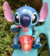 UNIQUE! DISNEYLAND DISNEY LILO AND STITCH BUBBLE BLOWER FIGURE...BLOWS BUBBLES!