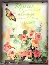 iPad Tablet 2 3 4 Inspirational Snap on Case REJOICE by Susan Winget NEW